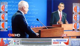 CNN's debate EKG